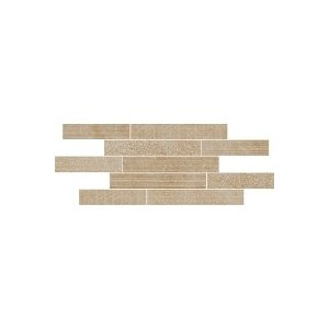 Керамогранит ITALON Materia Brick Multiline Warm Натуральный 29,6*79,6