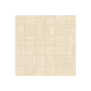 Керамогранит ITALON Travertino+ NAVONA Mosaico Патинированный 30*30